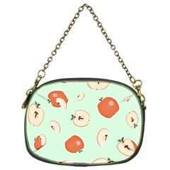Apple Fruit Background Food Chain Purses (Two Sides)