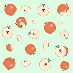 Apple Fruit Background Food Magic Photo Cubes