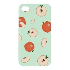 Apple Fruit Background Food Apple iPhone 4/4S Hardshell Case