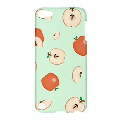 Apple Fruit Background Food Apple Ipod Touch 5 Hardshell Case