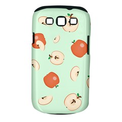 Apple Fruit Background Food Samsung Galaxy S Iii Classic Hardshell Case (pc+silicone)