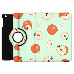 Apple Fruit Background Food Apple iPad Mini Flip 360 Case