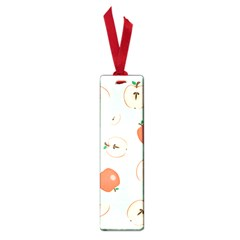 Apple Fruit Background Food Small Book Marks