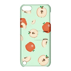 Apple Fruit Background Food Apple iPod Touch 5 Hardshell Case with Stand