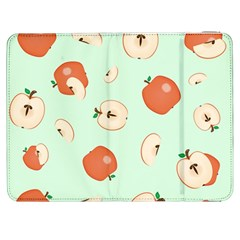 Apple Fruit Background Food Samsung Galaxy Tab 7  P1000 Flip Case
