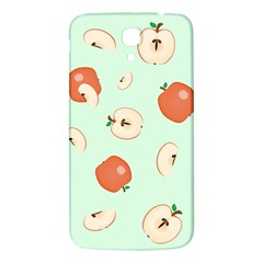 Apple Fruit Background Food Samsung Galaxy Mega I9200 Hardshell Back Case