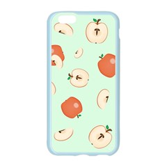 Apple Fruit Background Food Apple Seamless iPhone 6/6S Case (Color)