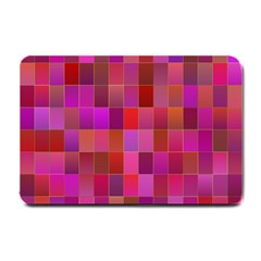 Shapes Abstract Pink Small Doormat