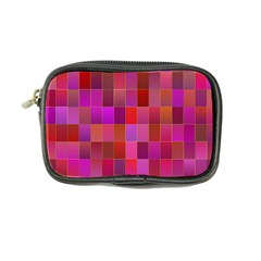 Shapes Abstract Pink Coin Purse