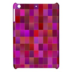 Shapes Abstract Pink Apple Ipad Mini Hardshell Case