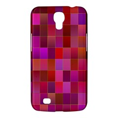 Shapes Abstract Pink Samsung Galaxy Mega 6.3  I9200 Hardshell Case