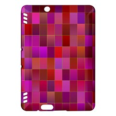 Shapes Abstract Pink Kindle Fire HDX Hardshell Case