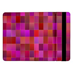 Shapes Abstract Pink Samsung Galaxy Tab Pro 12.2  Flip Case