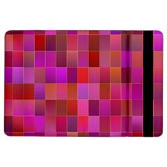Shapes Abstract Pink iPad Air 2 Flip