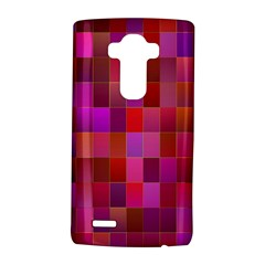 Shapes Abstract Pink Lg G4 Hardshell Case