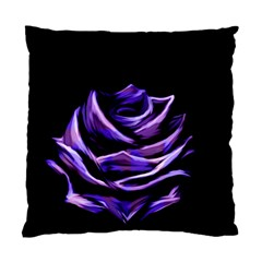 Rose Flower Design Nature Blossom Standard Cushion Case (one Side)