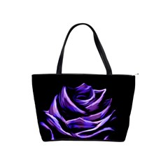 Rose Flower Design Nature Blossom Shoulder Handbags