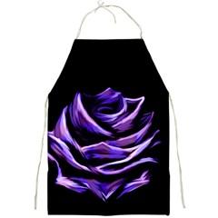 Rose Flower Design Nature Blossom Full Print Aprons