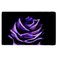 Rose Flower Design Nature Blossom Apple Ipad 3/4 Flip Case