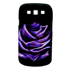 Rose Flower Design Nature Blossom Samsung Galaxy S III Classic Hardshell Case (PC+Silicone)