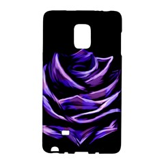 Rose Flower Design Nature Blossom Galaxy Note Edge