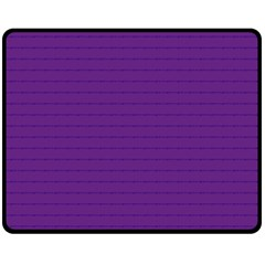 Pattern Violet Purple Background Fleece Blanket (Medium)