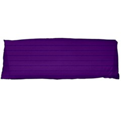 Pattern Violet Purple Background Body Pillow Case (dakimakura)