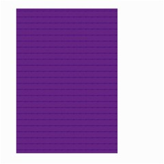 Pattern Violet Purple Background Large Garden Flag (Two Sides)