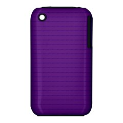 Pattern Violet Purple Background Iphone 3s/3gs