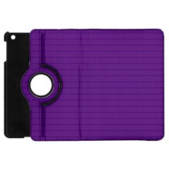 Pattern Violet Purple Background Apple iPad Mini Flip 360 Case