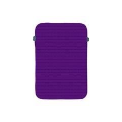 Pattern Violet Purple Background Apple iPad Mini Protective Soft Cases