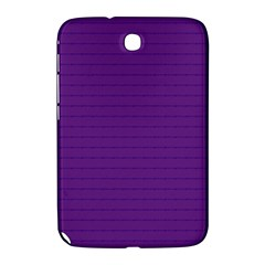 Pattern Violet Purple Background Samsung Galaxy Note 8 0 N5100 Hardshell Case