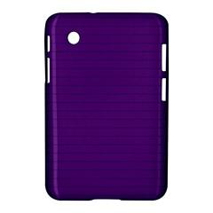 Pattern Violet Purple Background Samsung Galaxy Tab 2 (7 ) P3100 Hardshell Case