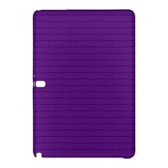 Pattern Violet Purple Background Samsung Galaxy Tab Pro 10 1 Hardshell Case