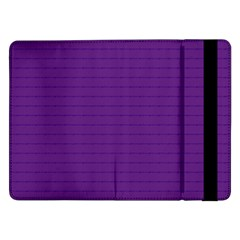 Pattern Violet Purple Background Samsung Galaxy Tab Pro 12.2  Flip Case