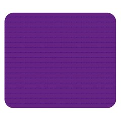 Pattern Violet Purple Background Double Sided Flano Blanket (small)