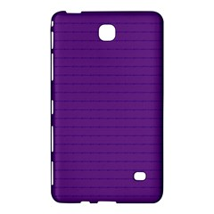 Pattern Violet Purple Background Samsung Galaxy Tab 4 (8 ) Hardshell Case