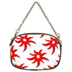 Star Figure Form Pattern Structure Chain Purses (One Side)