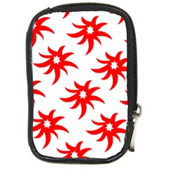 Star Figure Form Pattern Structure Compact Camera Cases
