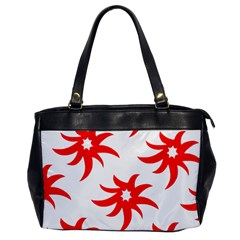 Star Figure Form Pattern Structure Office Handbags