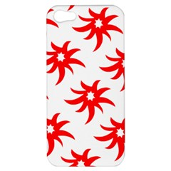 Star Figure Form Pattern Structure Apple iPhone 5 Hardshell Case