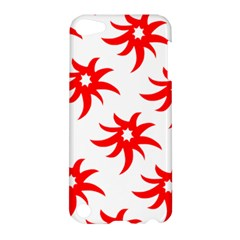Star Figure Form Pattern Structure Apple iPod Touch 5 Hardshell Case