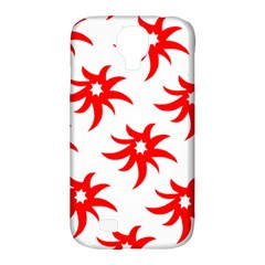 Star Figure Form Pattern Structure Samsung Galaxy S4 Classic Hardshell Case (PC+Silicone)