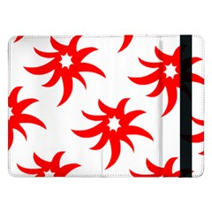 Star Figure Form Pattern Structure Samsung Galaxy Tab Pro 12.2  Flip Case