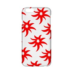 Star Figure Form Pattern Structure Apple iPhone 6/6S Hardshell Case