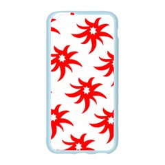 Star Figure Form Pattern Structure Apple Seamless iPhone 6/6S Case (Color)