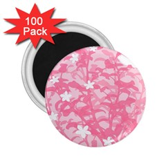 Plant Flowers Bird Spring 2.25  Magnets (100 pack)