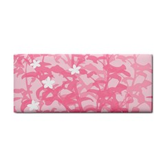 Plant Flowers Bird Spring Cosmetic Storage Cases