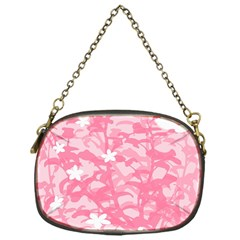 Plant Flowers Bird Spring Chain Purses (One Side)