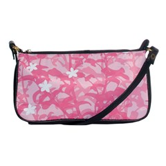 Plant Flowers Bird Spring Shoulder Clutch Bags